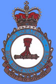3 Sqn Royal Badge