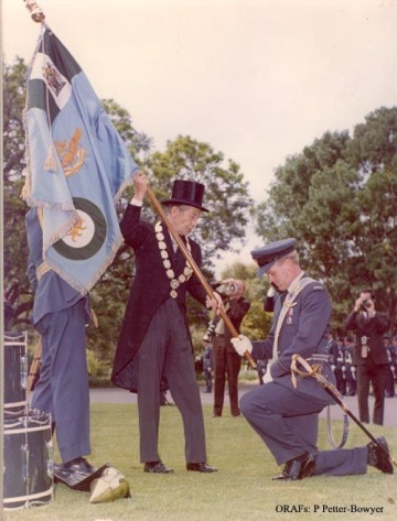 25th Birthday of the Rhodesian Air Force