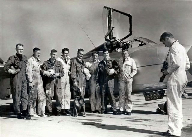 1957 Photo Session