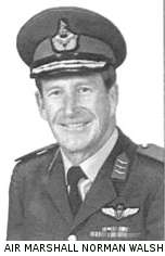 Air Marshal Norman Walsh