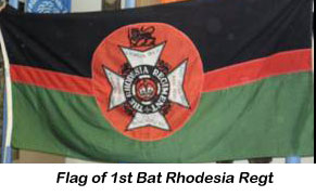 Flag of the Fist Bat, RR